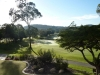 Pacific Golf Club Carindale 18th-green-overview