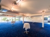 Reflections function room at Pacific Golf Club Carindale