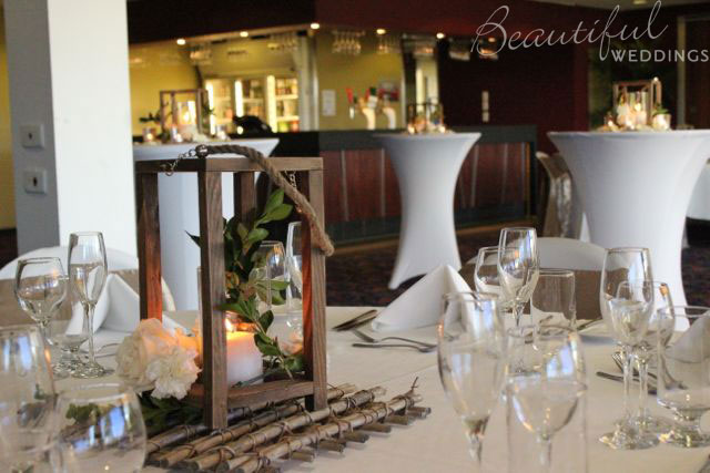 Pacific Golf Club Wedding Reception Aspects Function Room