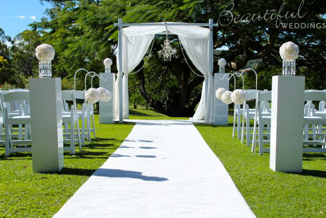 Pacific Golf Club Carindale Wedding Ceremony